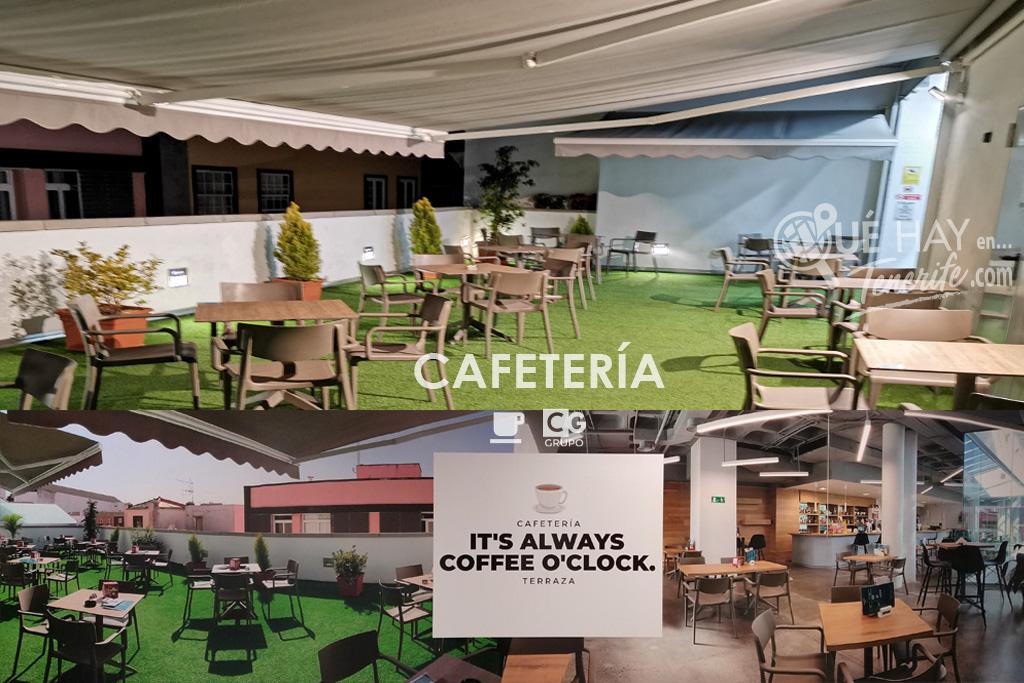 ambiente de Cafeteria CG